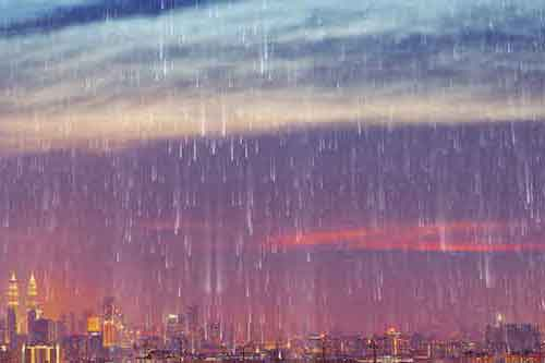 Tears In The Rain Article by Author Steven Redhead